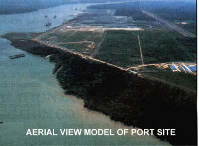 port of singapore authority tanjung pelepas The port of tanjung pelepas has recorded  tanjung pelepas port as a free zone authority in 1999 with  the port of singapore and johor.